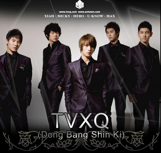 TVXQ (Dong Bang Shin Ki)