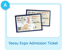 A. Yeosu Expo Admission Ticket