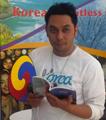 Marketing Officer Akhmed Faezal