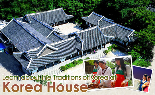 Learn about the Traditions of Korea at Korea House