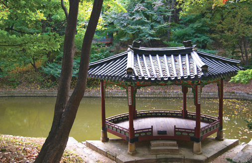 Korean Landscape Garden : Korean gardens official korea tourism organization