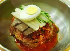 Cool Down with Cold Noodles, Naengmyeon & Kongguksu