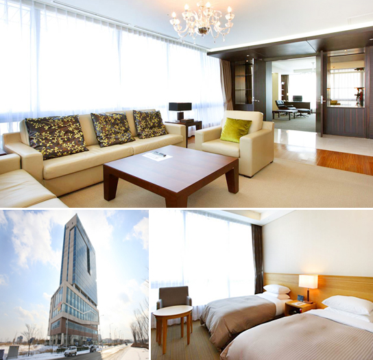 Hotels In Korea Are Clified According To The Number Of Stars They Qualify For From Five Star One With Being Highest Rating