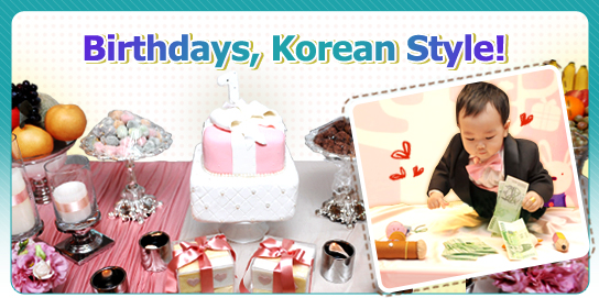 Official Site Of Korea Tourism Org Birthdays Korean Style