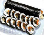 Korean food-Kimbap