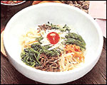 Korean food-Bibimbap