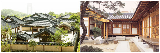 Hanok (Traditional Korean House)