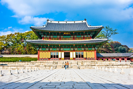 Photo: Injeongjeon Hall in Changdeokgung Palace