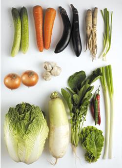 grains ingredients poto