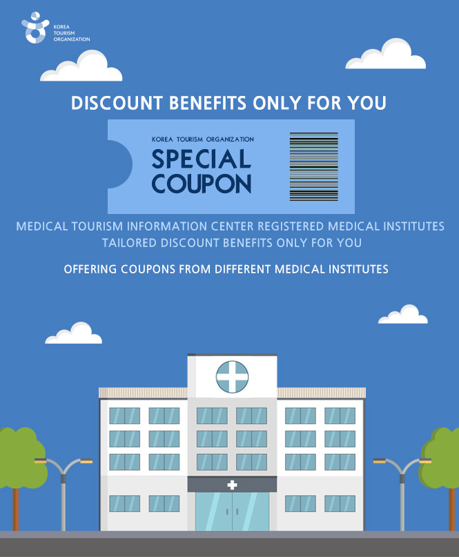 Medical Tourism Information Center Discount Coupon1