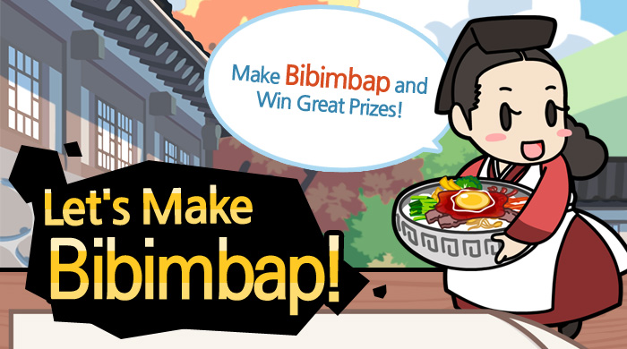 Make Bibimbap and Win Great Prizes!