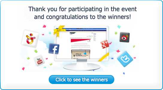 Click to see the winners