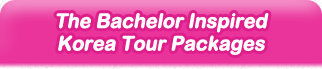 The Bachelor Inspired Korea Tour Packages