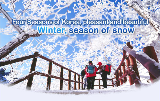 Winter, season of snow