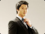 Kim Beom-sang played by Lee Dong-gun