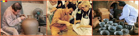 Ceramic-Making Program