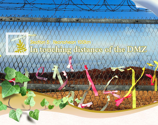 The 5th Course: Yeoncheon 100km _In touching distance of the DMZ