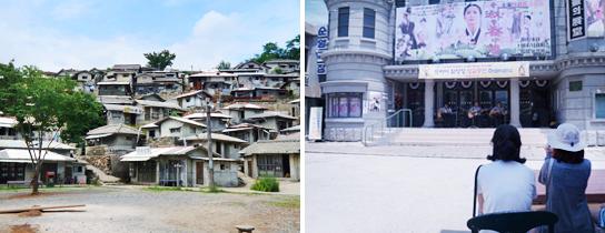 Suncheon Open Film Location