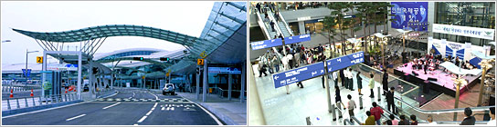 Incheon Airport Exterior/Interior