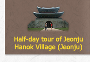 Half-day tour of Jeonju Hanok Village (Jeonju)