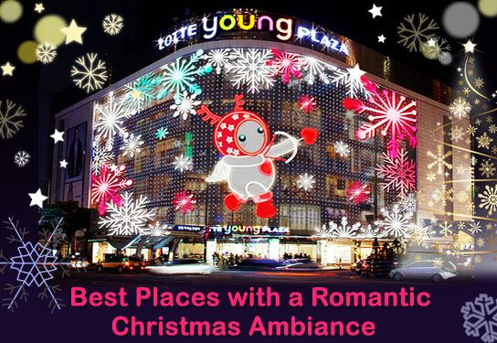 Best Places with a Romantic Christmas Ambiance