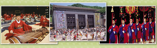 National Center for Korean Traditional Performing Arts