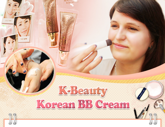 K-Beauty: Korean BB Cream