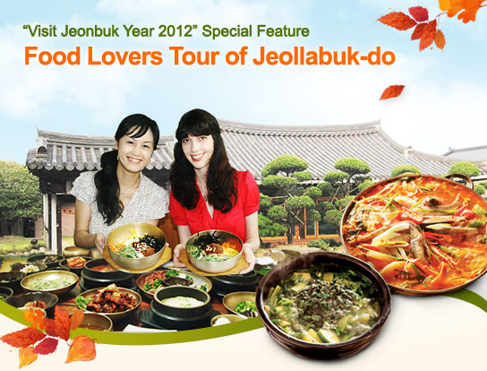 Food Lovers Tour of Jeollabuk-do