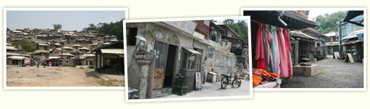 Suncheon Drama Film Set: a glimpse into the Korea of the past