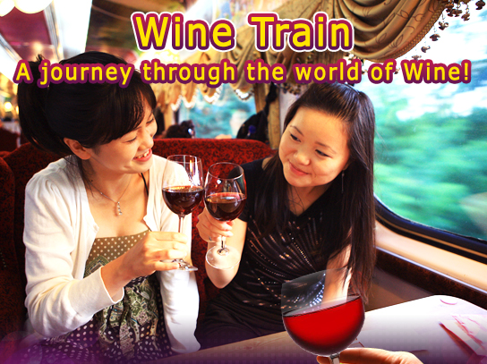 Wine Train – A journey through the world of Wine!