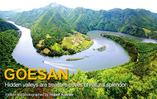 GOESAN Hidden valleys are treasure troves of natural splendor