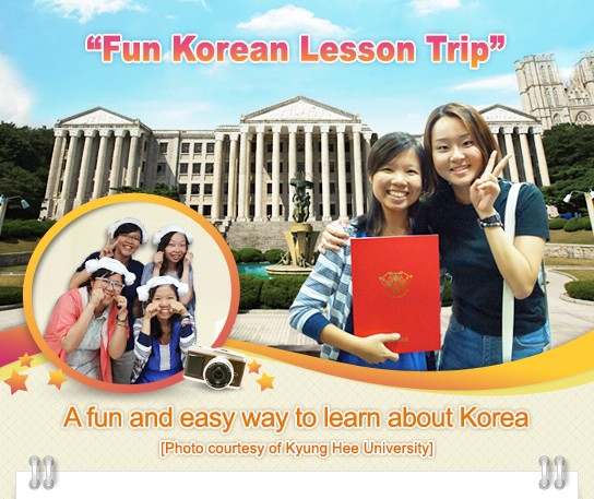 """Fun Korean Lesson Trip,"" A fun and easy way to learn about Korea"