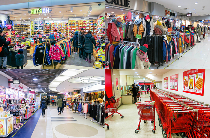 how to speak english in shopping mall