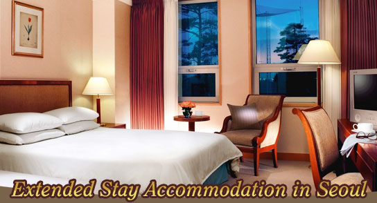 Extended Stay Accommodation in Seoul