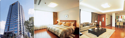 Vabien Suites (located near the political and economic center of Gwanghwamun)