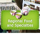 Regional Food and Specialties