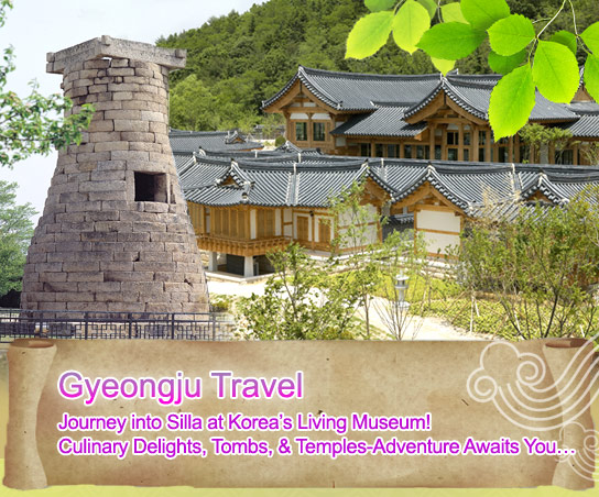 Gyeongju TravelJourney into Silla at Korea's Living Museum!