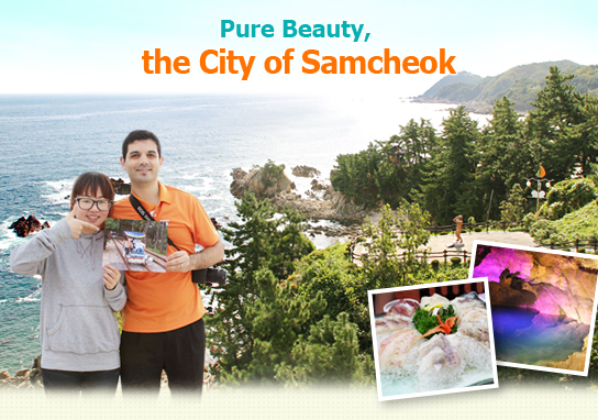 Pure Beauty, the City of Samcheok