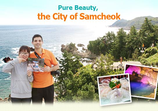 Pure Beauty, the City of Samcheok