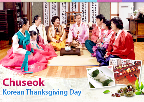 Chuseok – Korean Thanksgiving Day