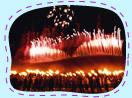 The Fireworks scene