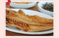 The grill plates are raised on Jeju Okdom