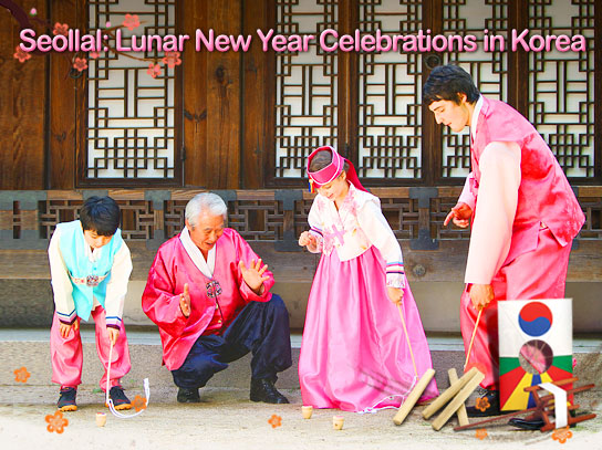 Seollal: Lunar New Year Celebrations in Korea