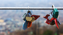 Symbol of Namsan, Locks of Love