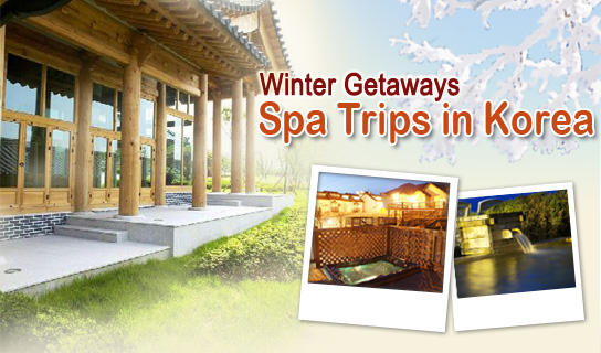 Winter Getaways: Spa Trips in Korea