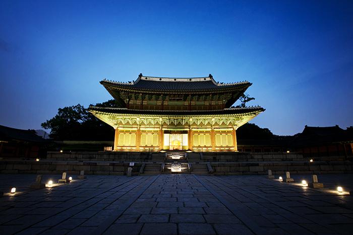 Moonlight Tour at Changdeokgung Palace Photo