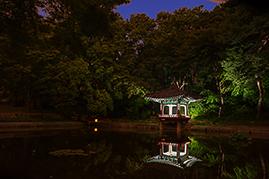 Buyongji night photo