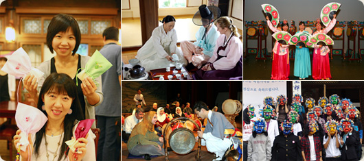 Hands-on Traditional Cultural Programs
