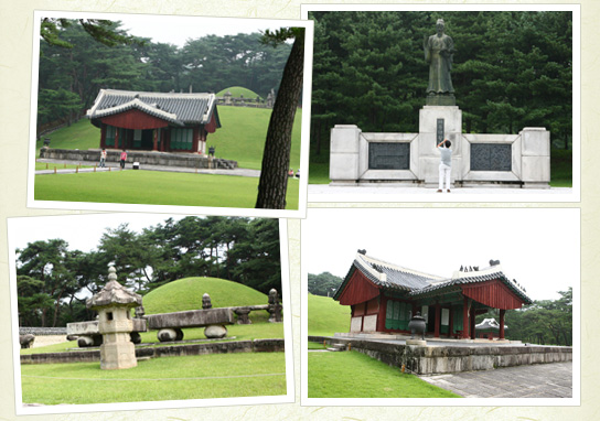 Yeongneung ()  Tomb of King Sejong 