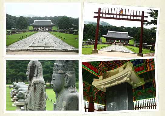 Hongneung ()  Tomb of Emperor Gojong